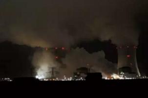 Пожар на французской АЭС «Каттеном»
