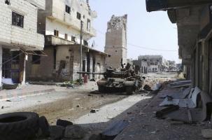 Сирия обратилась за военной помощью к России
