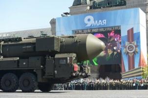 9 Мая: военный парад в Москве