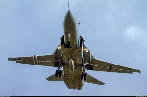 Катастрофа фронтового Су-24