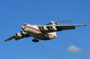 София закрыла небо самолету МЧС России за час до вылета