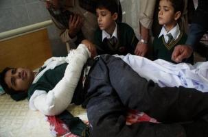 Захват школы. Убиты дети и учителя