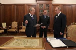 Зачем Шаймиев приезжал в Кремль