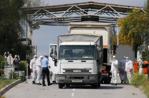 Эпидемия на Кипре. Одни проблемы