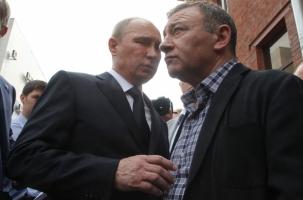Италия арестовала виллы и отель друга Путина