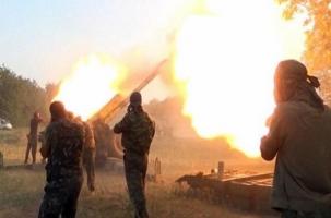 Ополченцы могут взять в плен офицеров НАТО