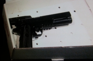 Полицейский застрелил подростка