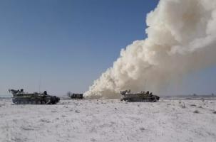 Украина провела учения ПВО рядом с Крымом