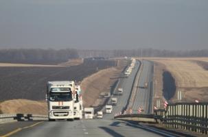 Гуманитарный конвой РФ в пятый раз зашел на Донбасс