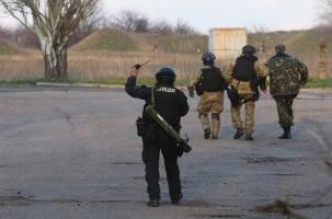 Украинские офицеры возражают