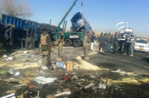 Кабул–Кандагар: 20 человек ранены в ДТП