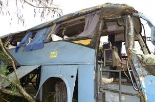 55 человек пострадали в ДТП на Кубе