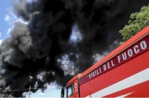 Взрыв в Италии на заводе утилизации снарядов
