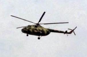 СМИ: российский экипаж военного вертолета разбился в Конго