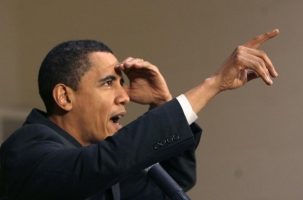 Обама – лидер?