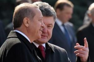 Украина решила разругаться с Турцией
