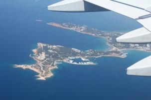 Экипаж Nordwind сумел дотянуть до Крита