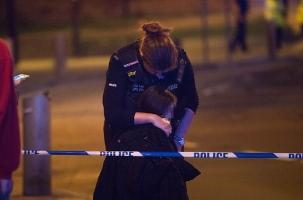Террорист взорвал бомбу на концерте в Манчестере