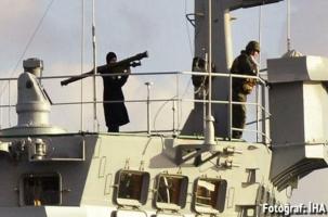 Фото моряка и много шуму