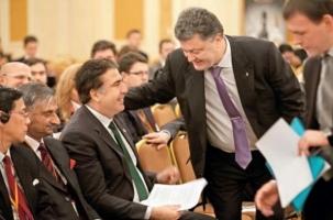 Украина отказывает Грузии в выдаче Саакашвили