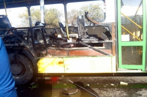 Волгоград: взрыв в автобусе. Шесть жертв
