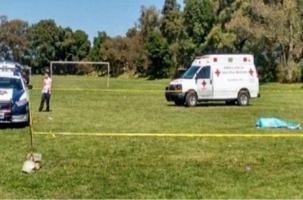 Футболист убил судью ударом головы