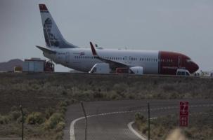 Боингу 737 повезло не взлететь