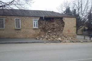 Серия землетрясений в Азербайджане