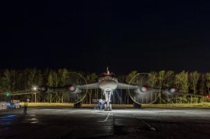 Катастрофа на авиабазе «Украинка»