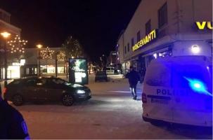 Тройное убийство в Финляндии