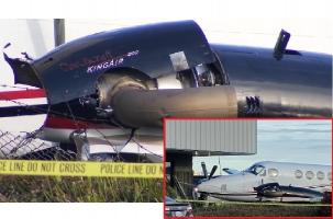 17-летняя угонщица не смогла поднять самолет