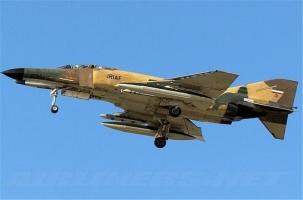 Катастрофа самолета иранских ВВС