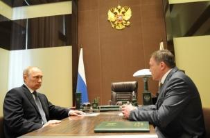Губернатор Вологодской области написал заявление об увольнении