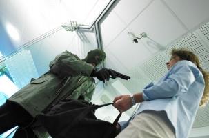 Всю последнюю неделю в Москве грабят банки