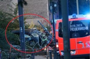 Porsche в Берлине убил четырех человек