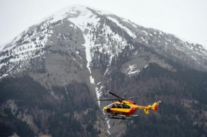 В горах Франции разбился пассажирский Airbus