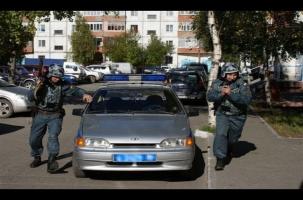 Скорость полиции сразила похитителя