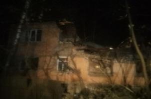 Взрыв газа похоронил людей в Иваново