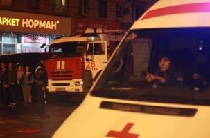 Москва: захват заложников в банке