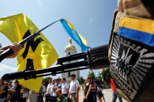 Один из командиров батальона «Азов» найден повышенным