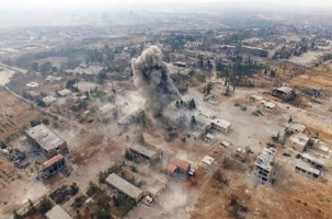 Сирийское командование: коалиция разбила склад боевиков с химоружием