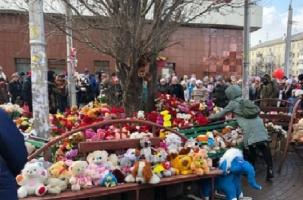 Кузбасс: всеобщий молебен по погибшим