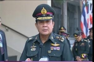 В Таиланде произошел переворот