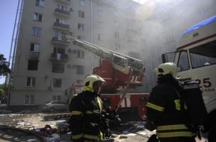 Москва: взрыв в доме. Пятеро пострадавших, среди них дипломат США