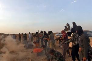 Террористы ИГИЛ расстреляли 80 человек
