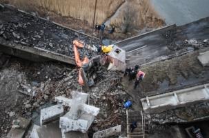 Берлинский мост убил четырех россиян