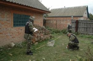 Пограничника застрелили во время проверки документов