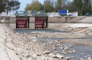 Украина начала водную блокаду Крыма