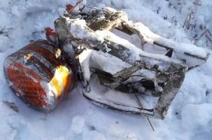 Найден «черный ящик» с погибшего Ан-148
