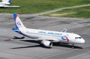 Российский самолет сел в Баку из-за угрозы взрыва
